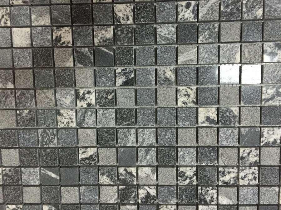 Virginia Mist Granite Polished Mosaic