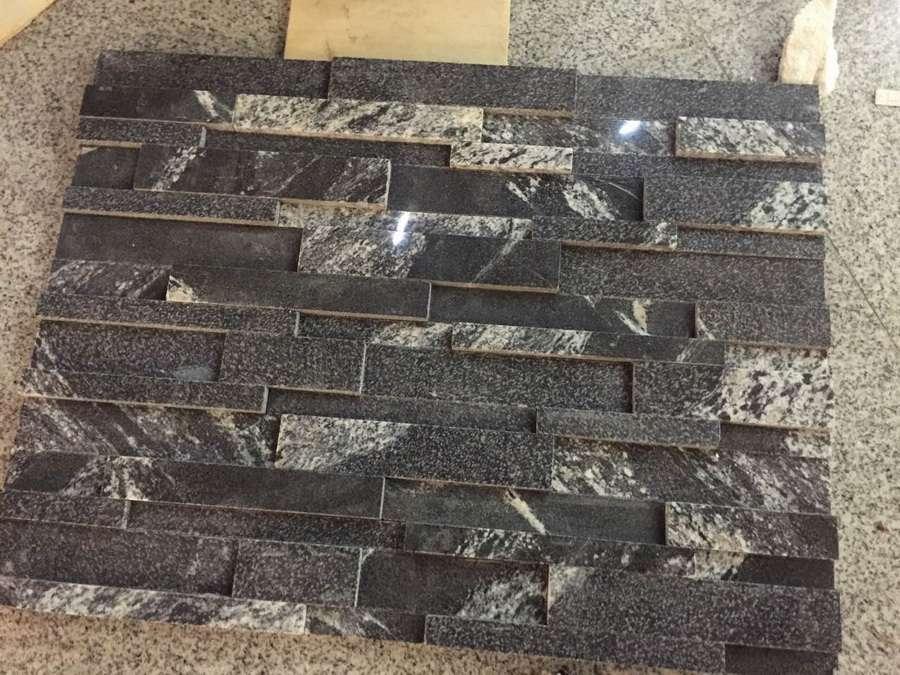 Virginia Mist Granite Wall Panel