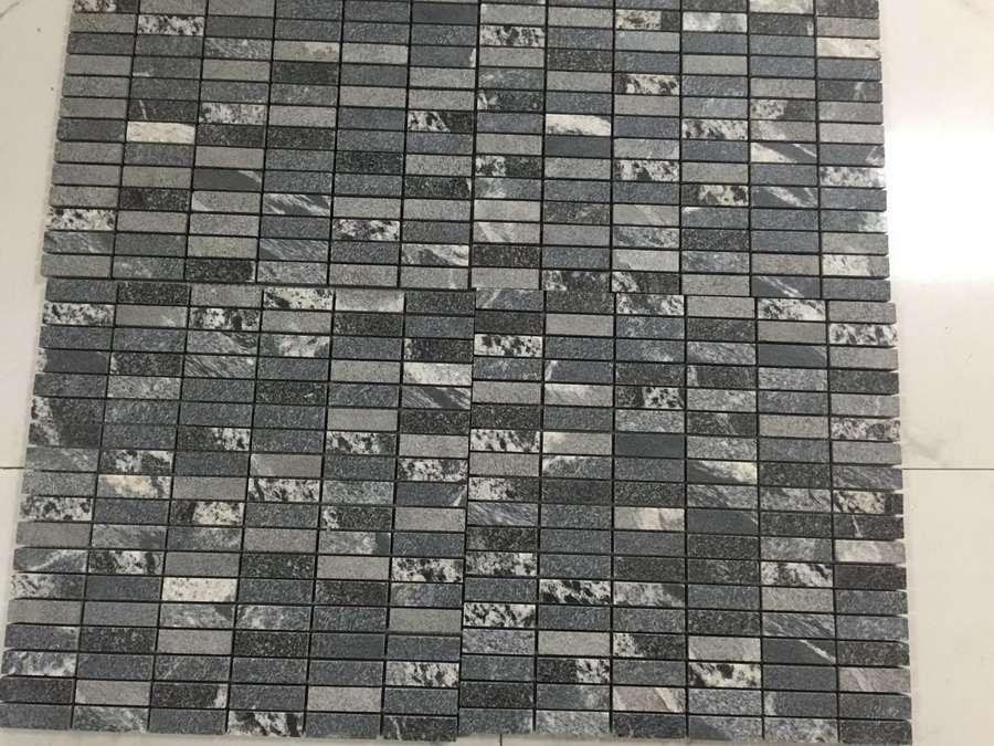 Virginia MistGranite Mosaic