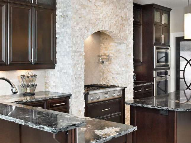 Virginia Mist Granite Countertop